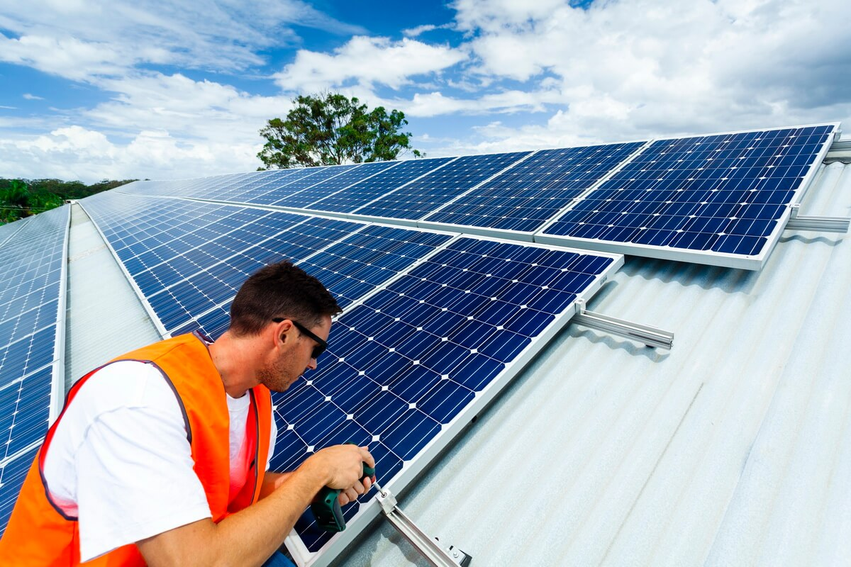 GreenTech 20W 12V Solar Panel
